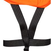 3MXV kleur oranje achterkant