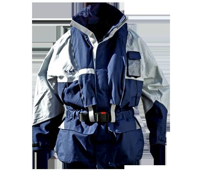 Ki Elements Cruising Jacket met geïntegreerd reddingsvest