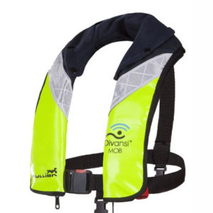 Mullion HI-TIDE 150 Deluxe Locator met afneembare fleece
