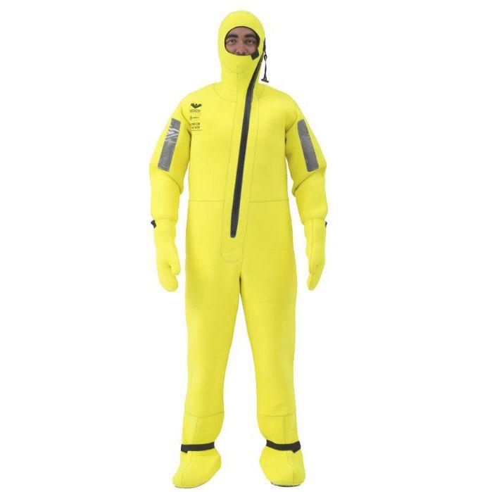 Viking SOLAS PS2014 Neoprene Immersion Suit