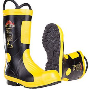 Fire Figthing Boots M