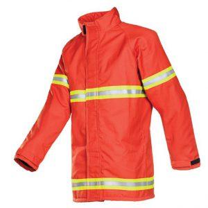 fire fighter jacket