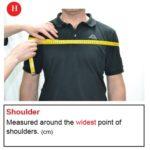 H. Shoulder